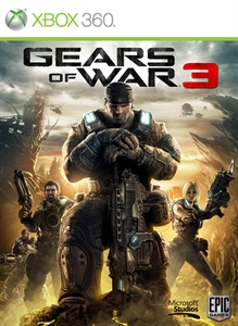 Gears of War 3 sur le Xbox Live
