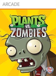 Plants vs Zombies sur le Xbox Live