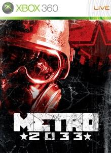 Metro 2033 sur le Xbox Live