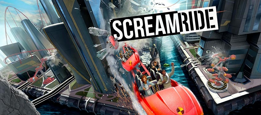Test : Screamride