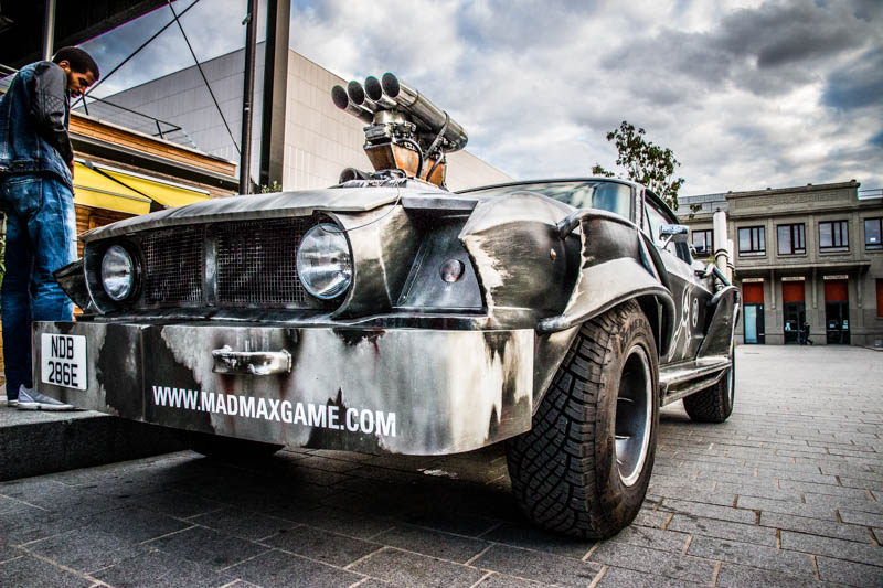 Event Mad Max : L'interceptor