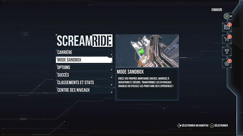 Screamride : le roller coaster comme vous ne l'avez jamais vu