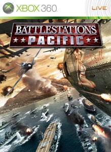 Battlestations Pacific sur le Xbox Live
