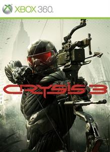 Crysis 3 gratuit sur le Xbox Live