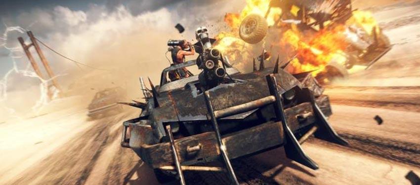 Test : Mad Max