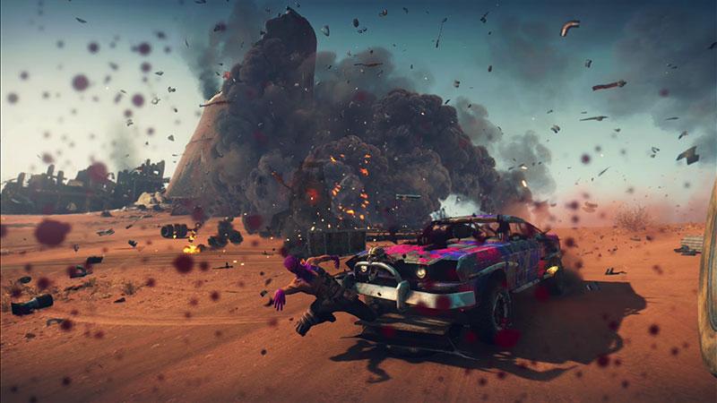 Mad Max : Quand je dis à coups de pare-choc, c'est pas une image...