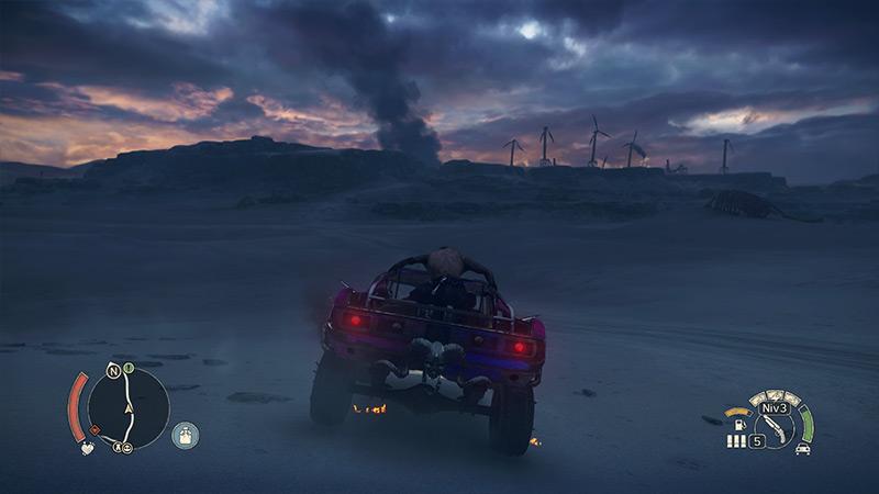 Mad Max : des crépuscules à couper le souffle