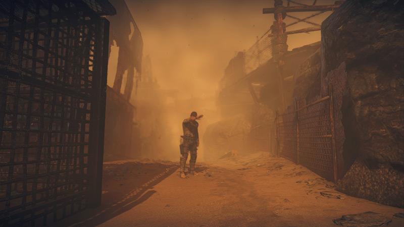Mad Max : La tempête de sable, ce fléau.