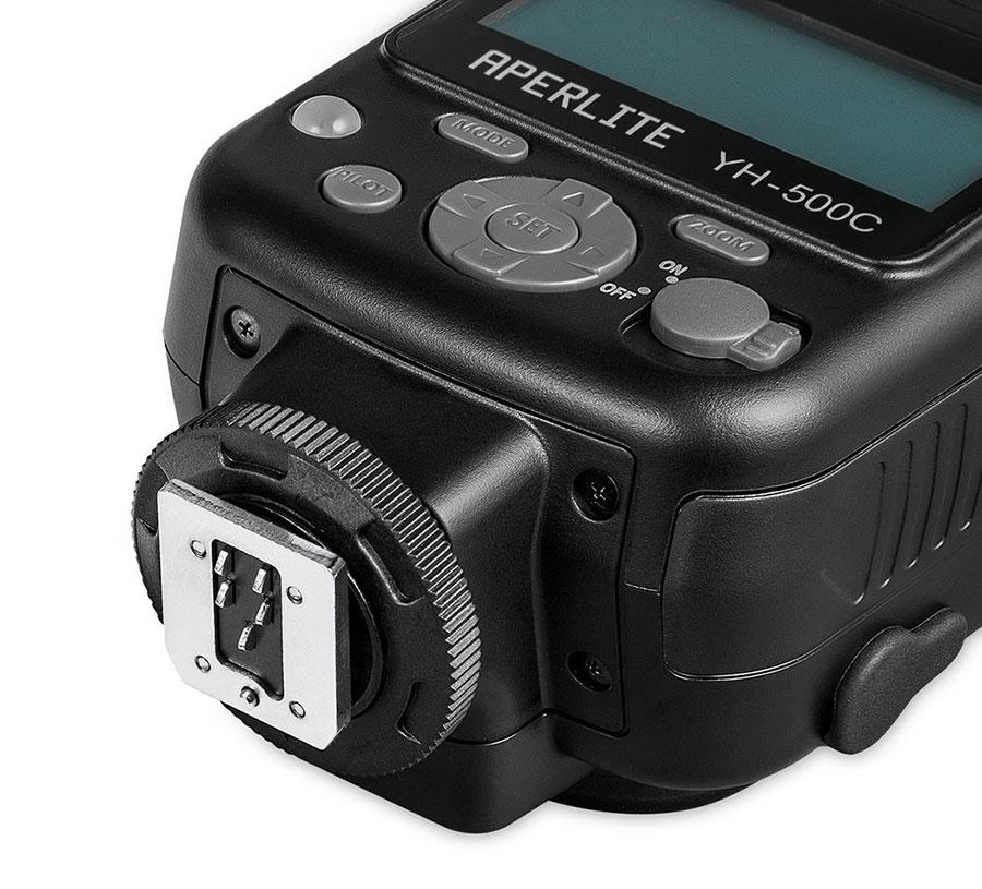 Flash Aperlite YH-500C pour reflex Canon