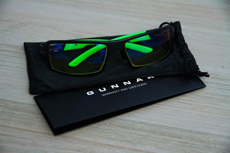 GUNNAR : lunettes RPG Onyx by Razer