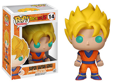 Figurine Funko Pop Dragon Ball Goku