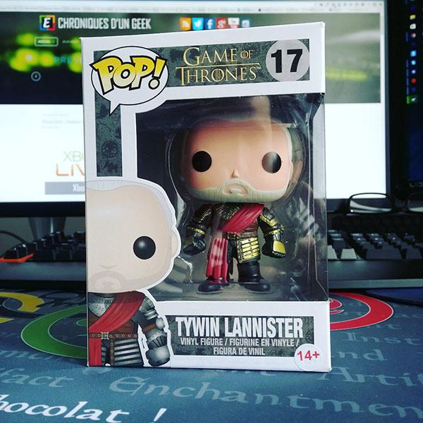 Figurine Funko Pop Game of Thrones : Tywin Lannister
