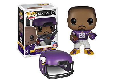 Figurine Funko Pop Adrian Peterson NFL
