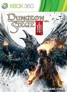 Dungeon Siege 3 sur le Xbox Live