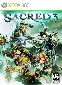 Sacred 3 sur le Xbox Live Gold