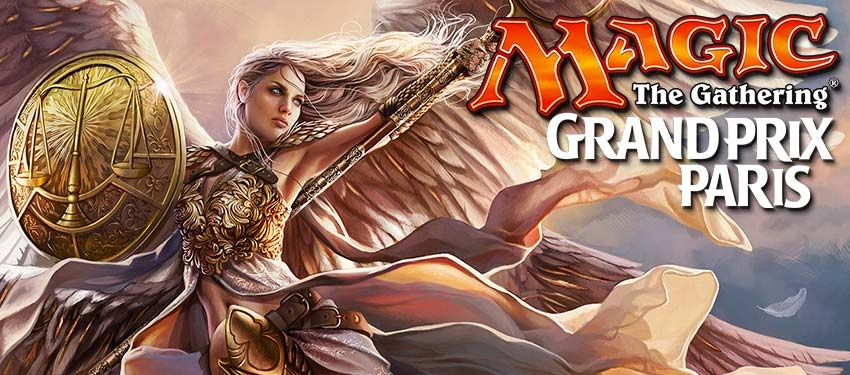 Magic : Road to Grand Prix Paris 2016 #1 !