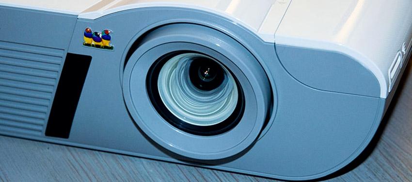 Test : vidéoprojecteur Viewsonic PJD7830 Full HD