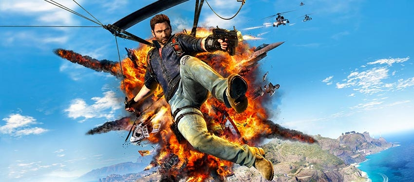 Test : Just Cause 3