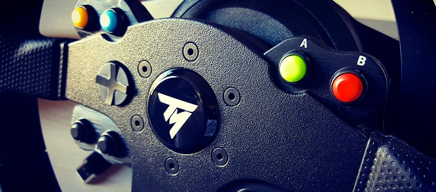 Test : volant Thrustmaster TMX Force Feedback