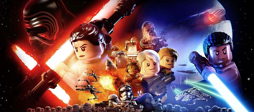 Test : LEGO Star Wars : Le réveil de la Force