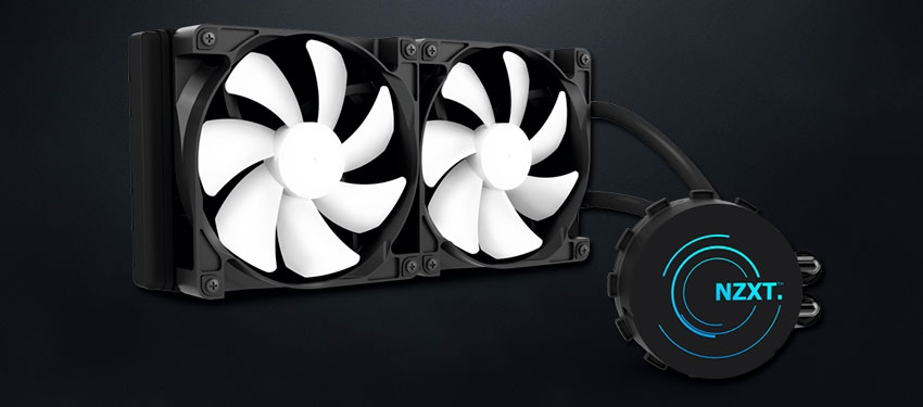 Test : watercooling AIO NZXT Kraken X61