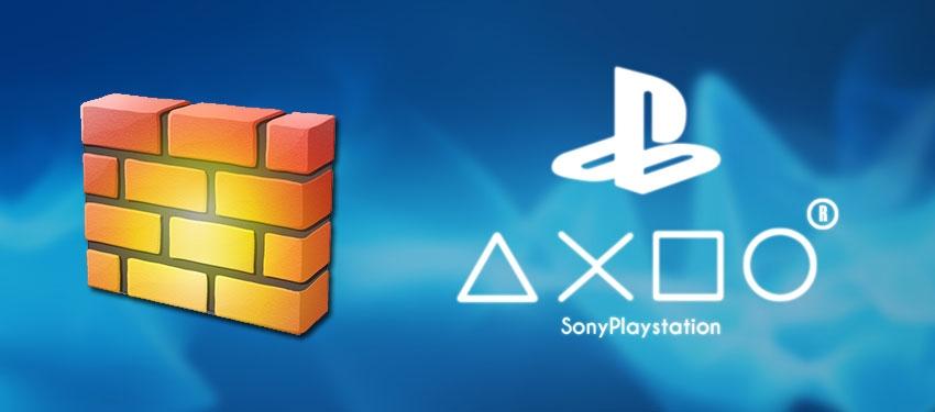 Ports NAT Playstation Network