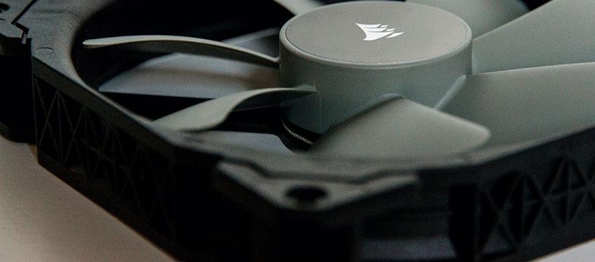 Test : ventilateurs de boitier Corsair ML140