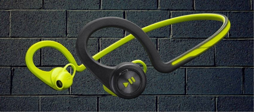 Test : casque Bluetooth Plantronics Backbeat Fit